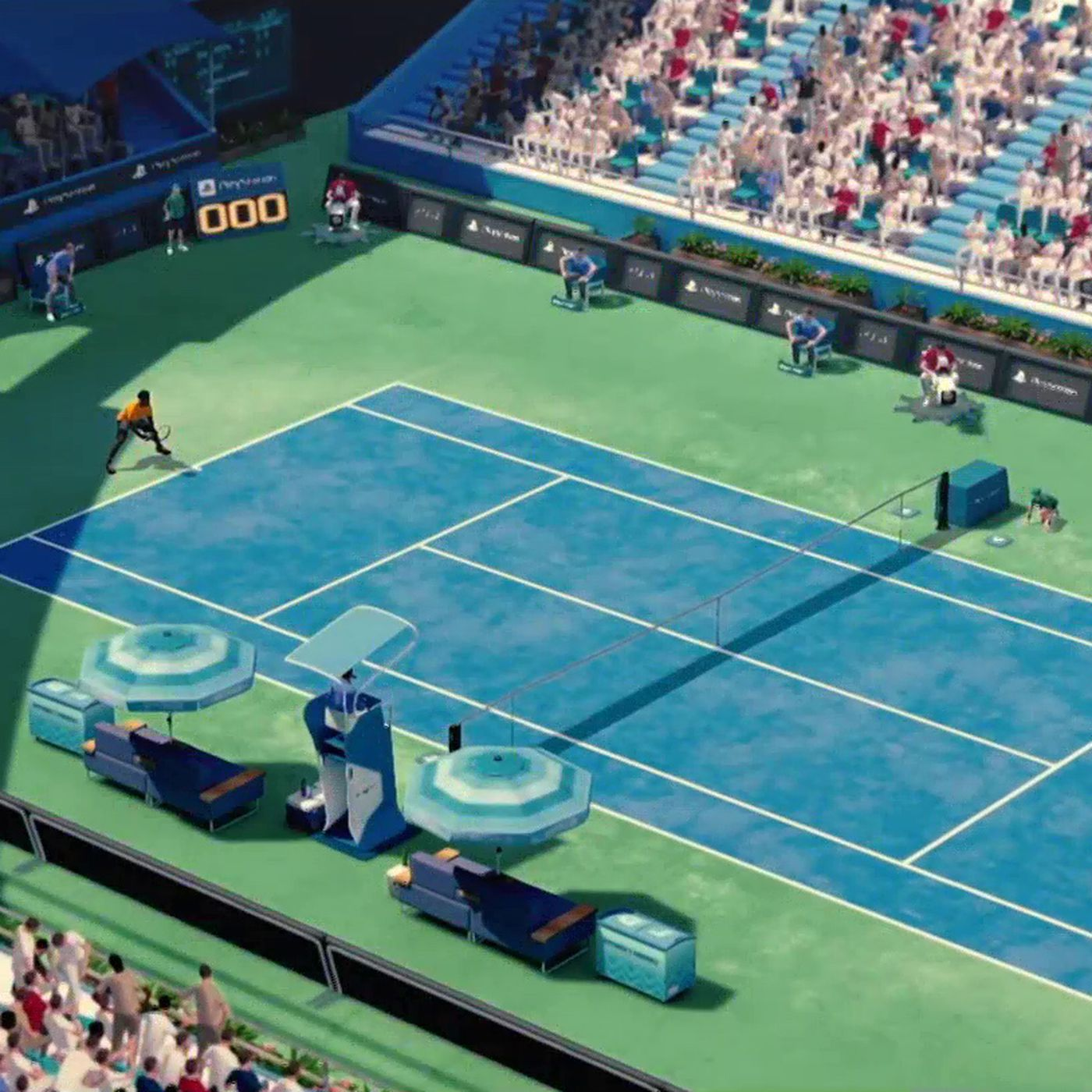 f2a4ae03b6d3fe Tennis World Tour coming to PS4 in 2018 - Polygon