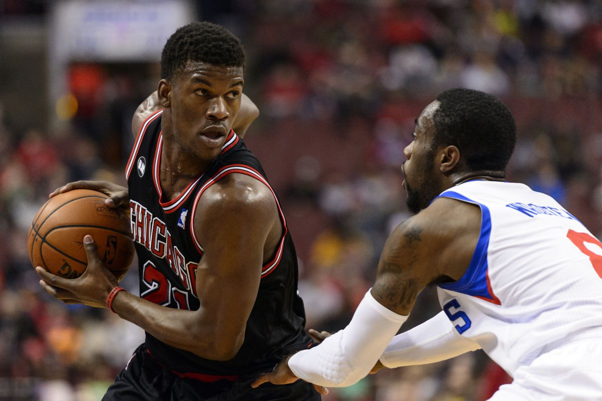 Report: Sixers In Mix To Sign Chicago Bulls Free Agent Jimmy