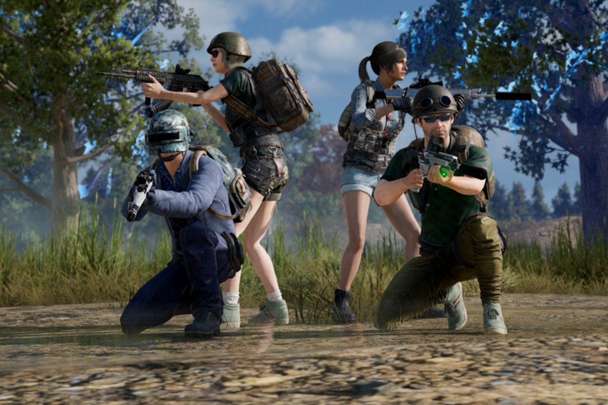 Pubg Gets Cross Party Support On Xbox One And Ps4 Polygon