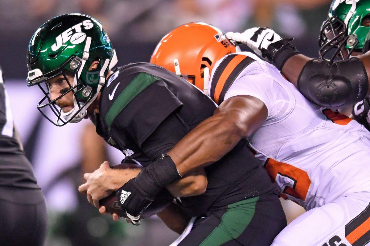 Cleveland Browns v New York Jets