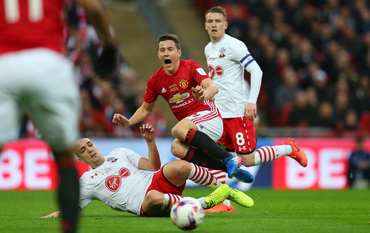 Southampton v Manchester United - EFL Cup Final