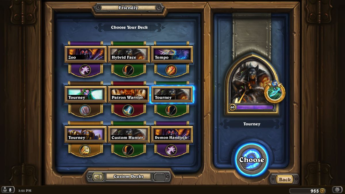 Hearthstone austbeck competitive