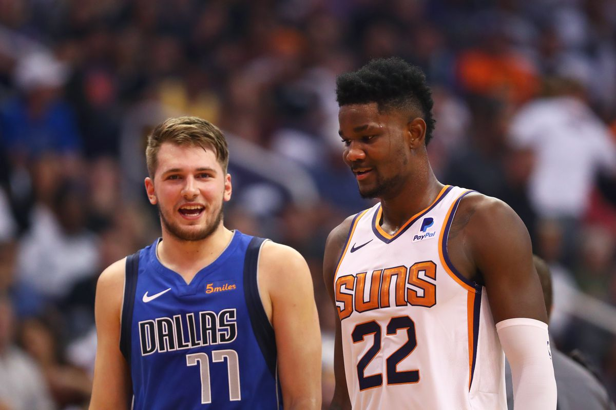 Deandre Ayton was the wrong pick in 2018, but that doesn't matter now