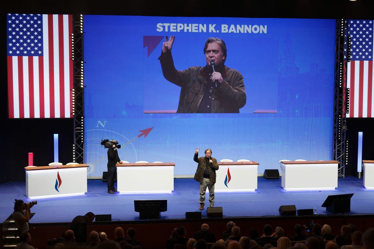 National Congress Of The Front National - Day One