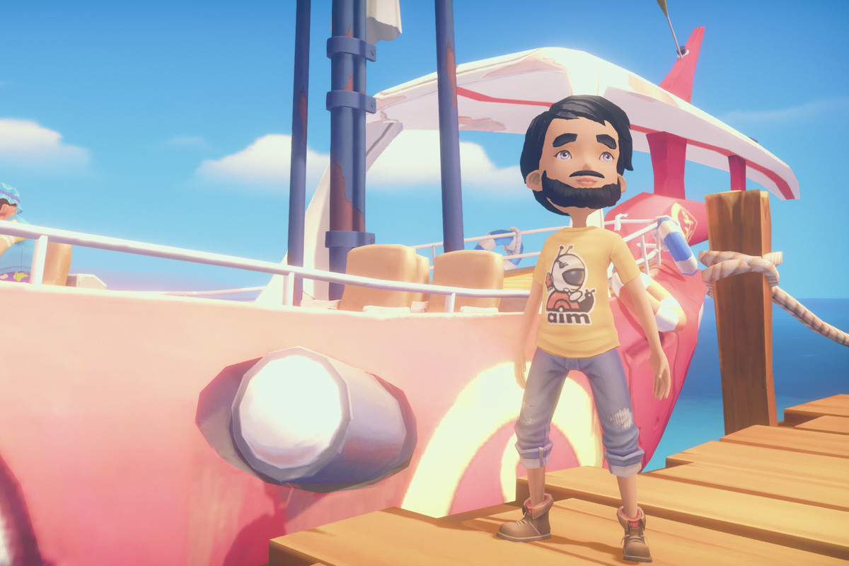 Crafting games could learn something from My Time at Portia - Polygon