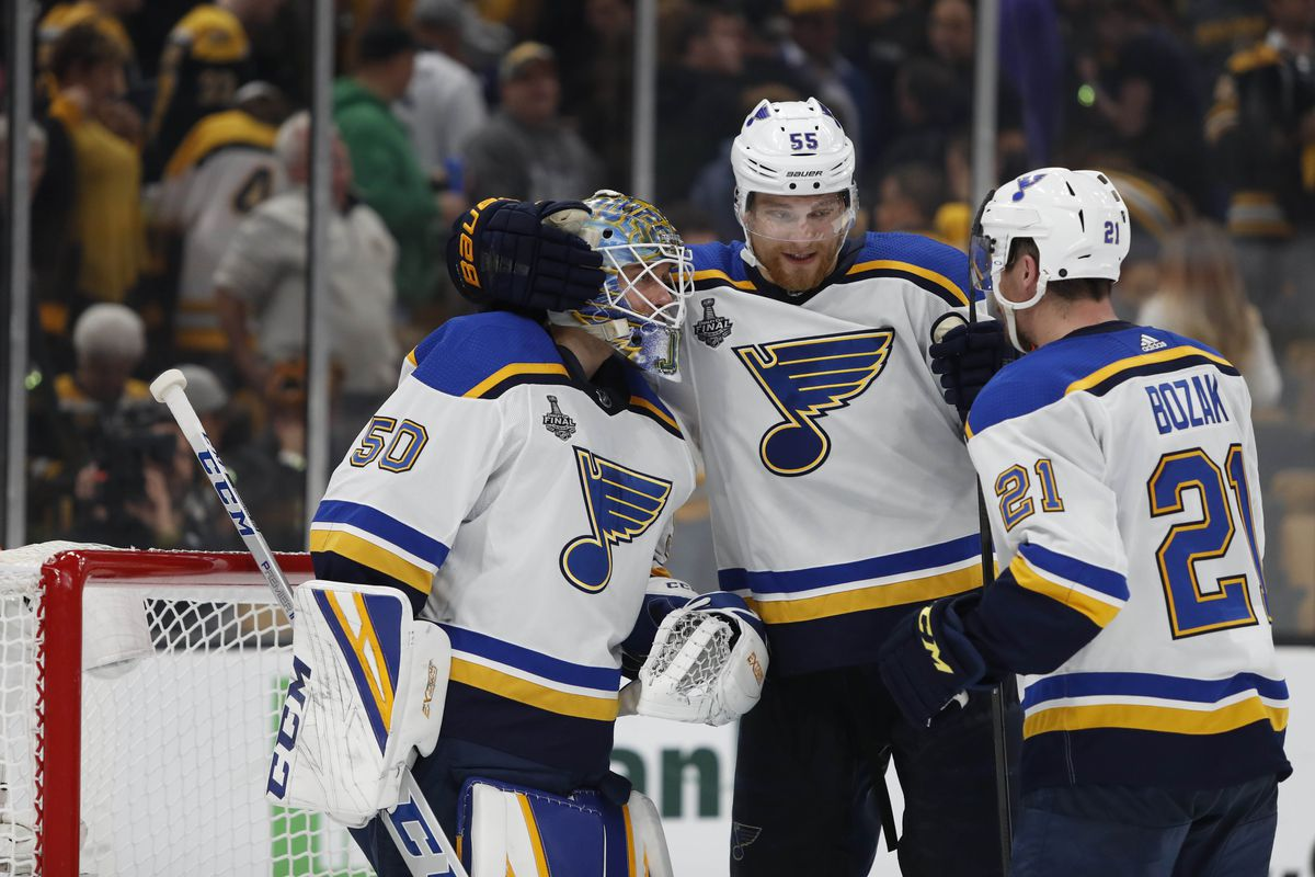 Stanley Cup Final Game 6 Odds St Louis Can Clinch As Betting