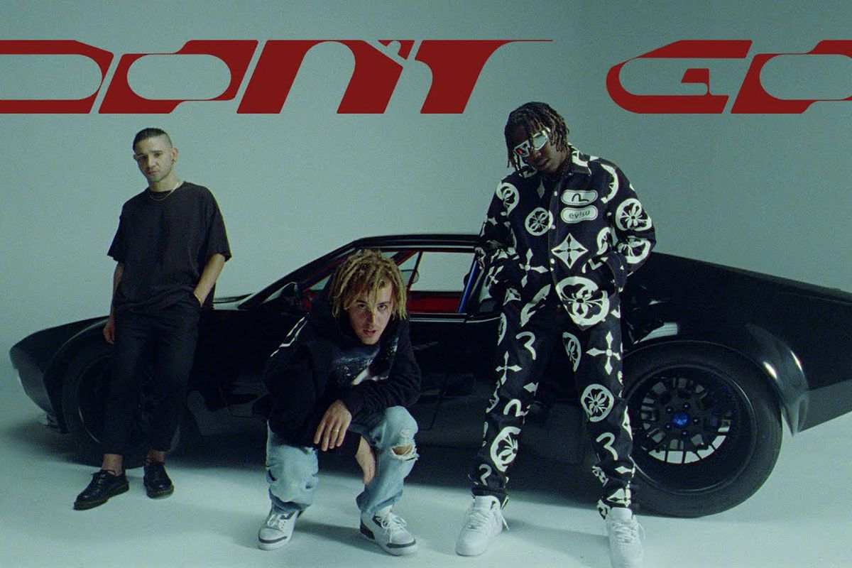 Skrillex, Justin Bieber, and Don Toliver