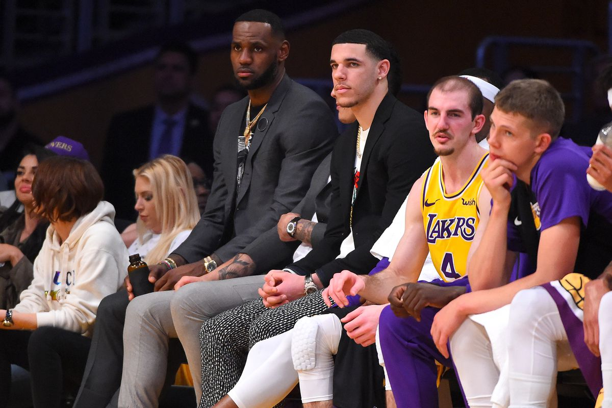 Trust between LeBron James, Lakers was 'damaged' by Magic Johnson resignation