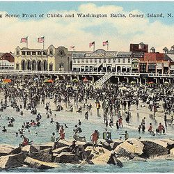 """Postcard from the 1930s [Photo: Flickr/<a href=""""http://www.flickr.com/photos/7448869@N03/4857443980/"""">Chris Protopapas</a>]"""