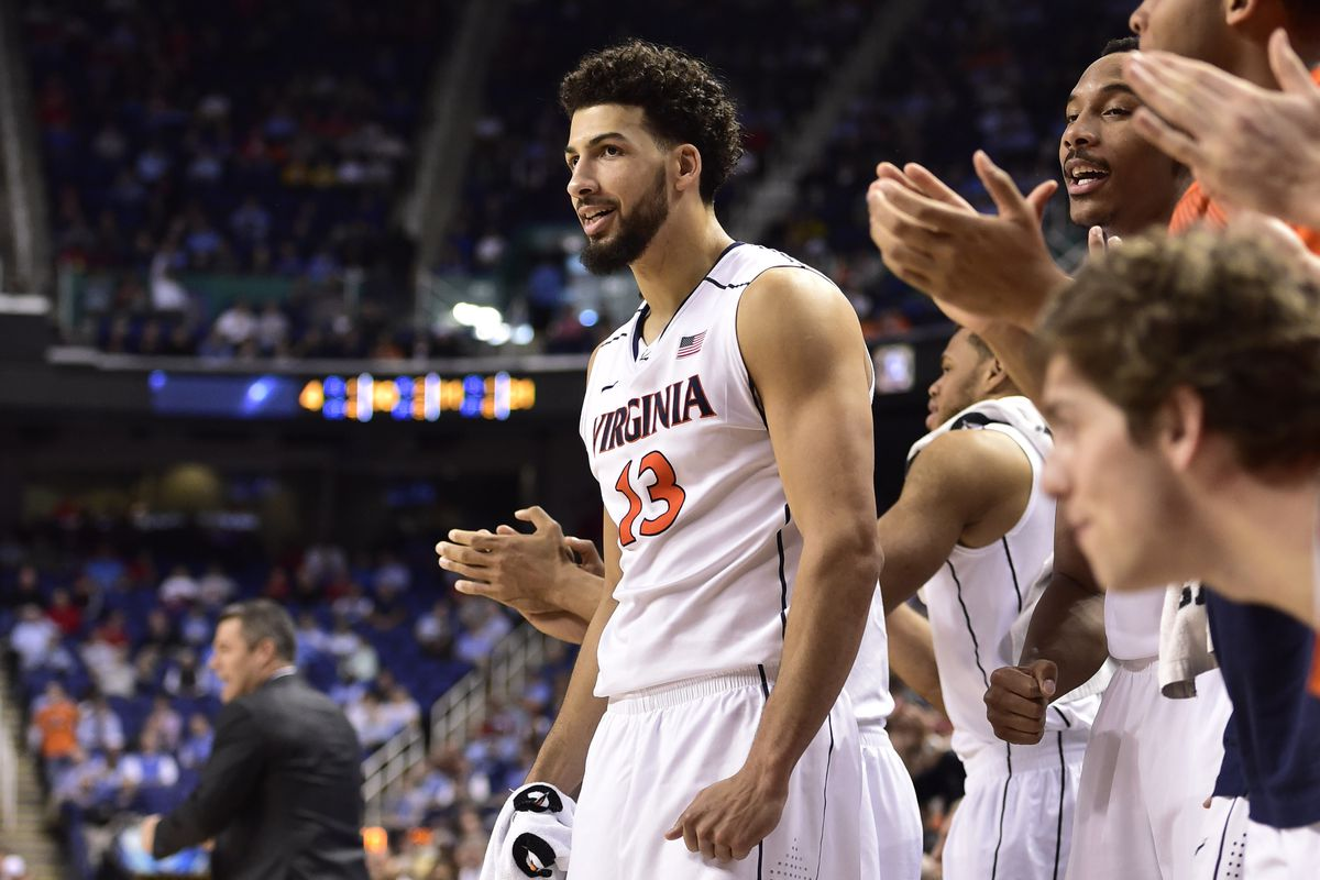 The Hoos frontcourt will be testing by UNC's deep and talented trio.