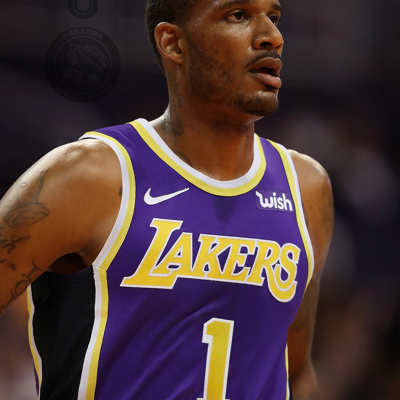 7b519e153683 NBA Trade Rumors  Lakers interested in Wizards forward Trevor Ariza -  Silver Screen and Roll