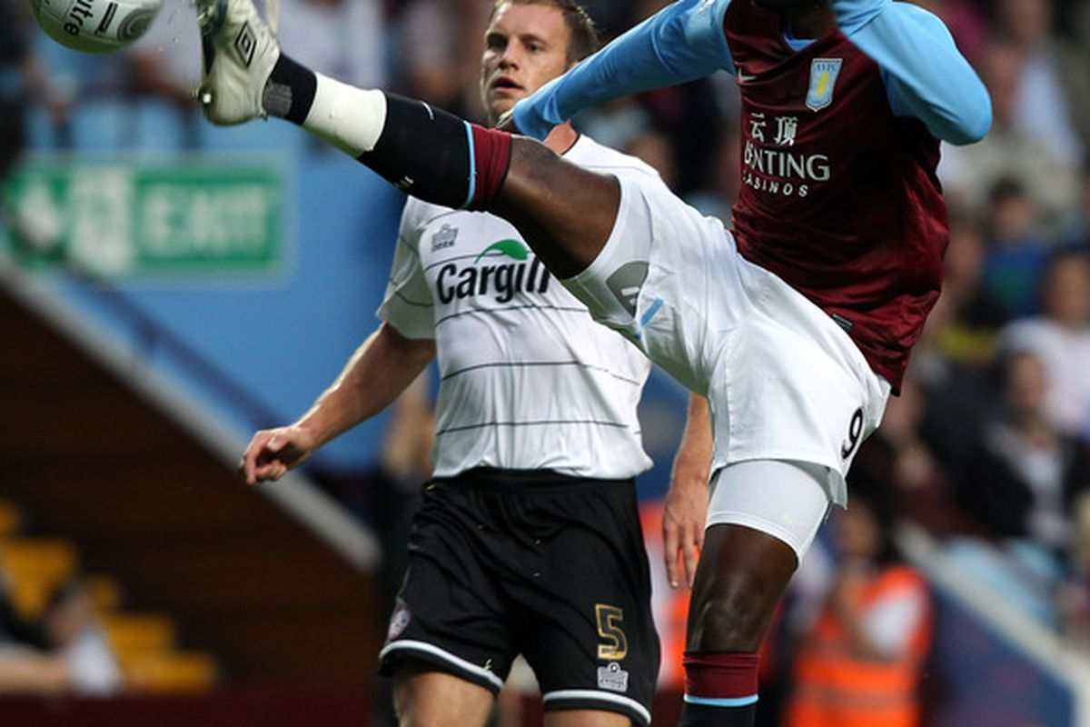 Darren Bent- Getting Up There