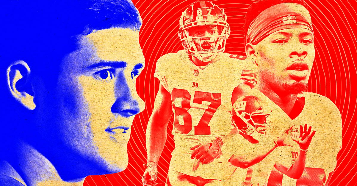 The New York Giants Are Basically Out of Receivers - The Ringer