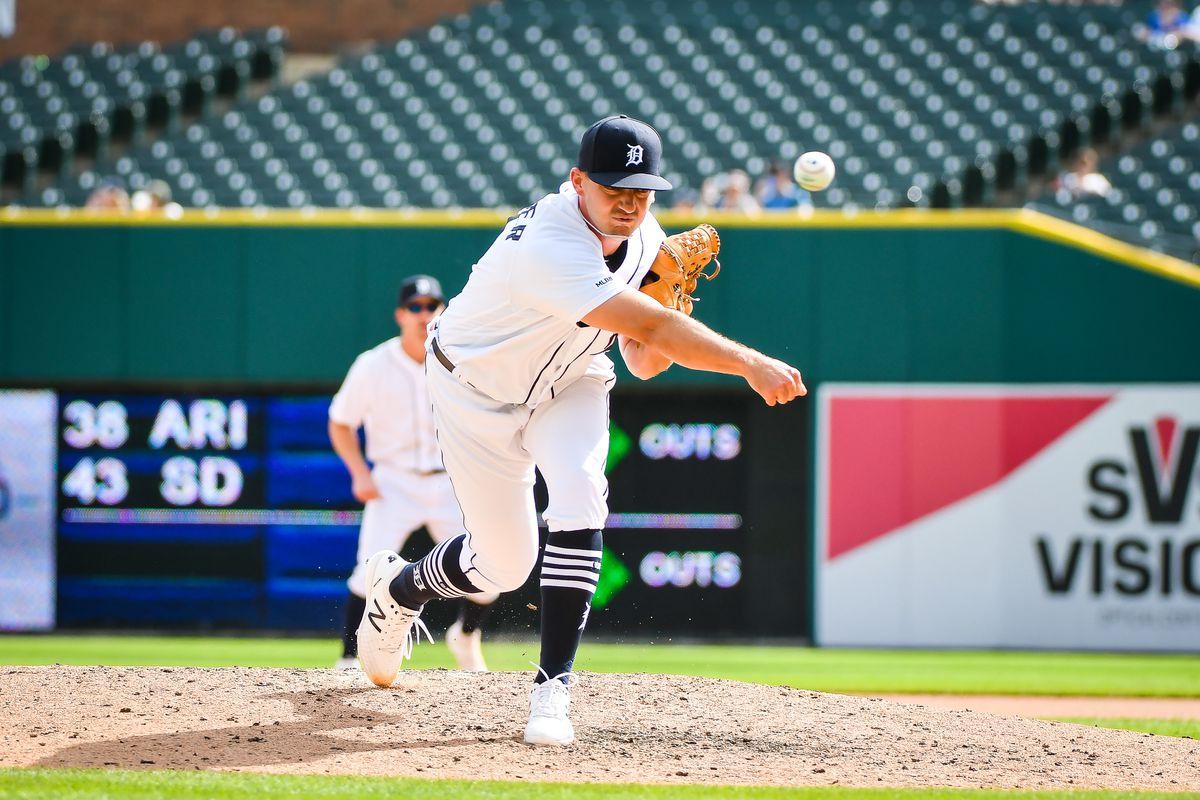 MLB: SEP 22 White Sox at Tigers