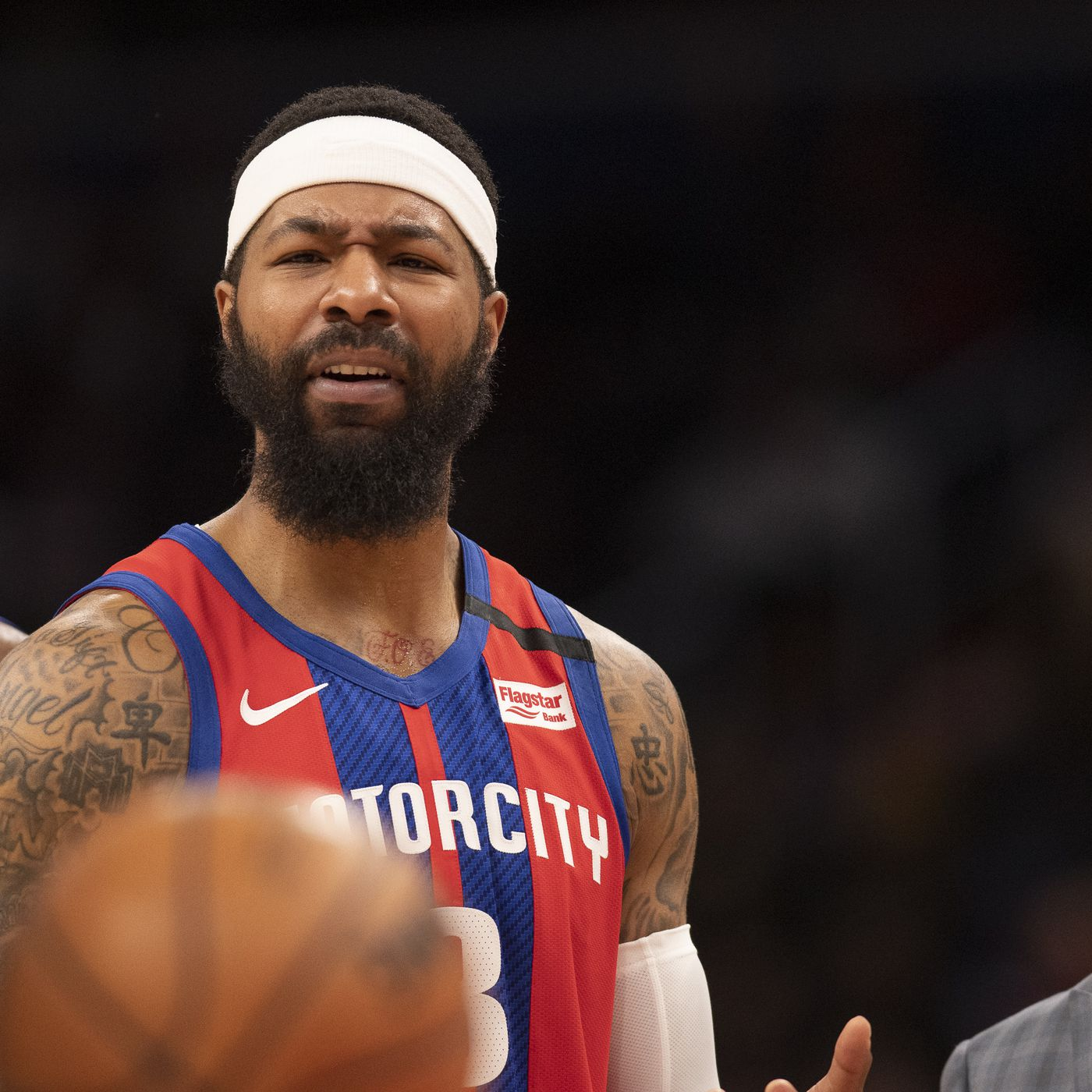 Report Markieff Morris Gets Buyout From Detroit Pistons Detroit Bad Boys