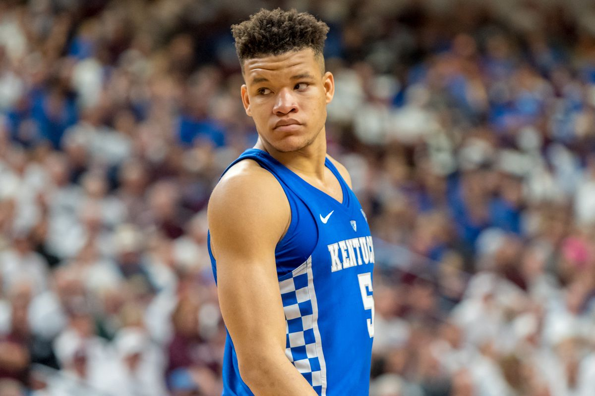 POLL: What will Kevin Knox do? - A Sea Of Blue