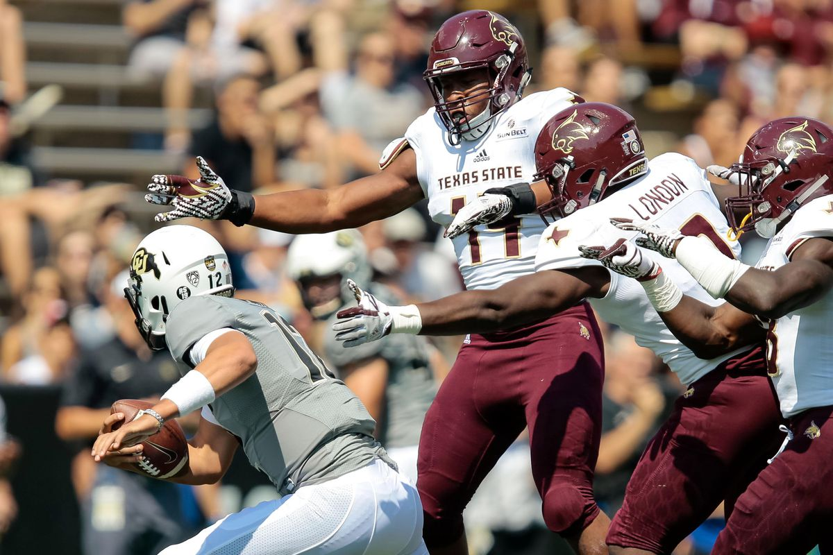 2018 texas state football preview exciting bobcats are still a year