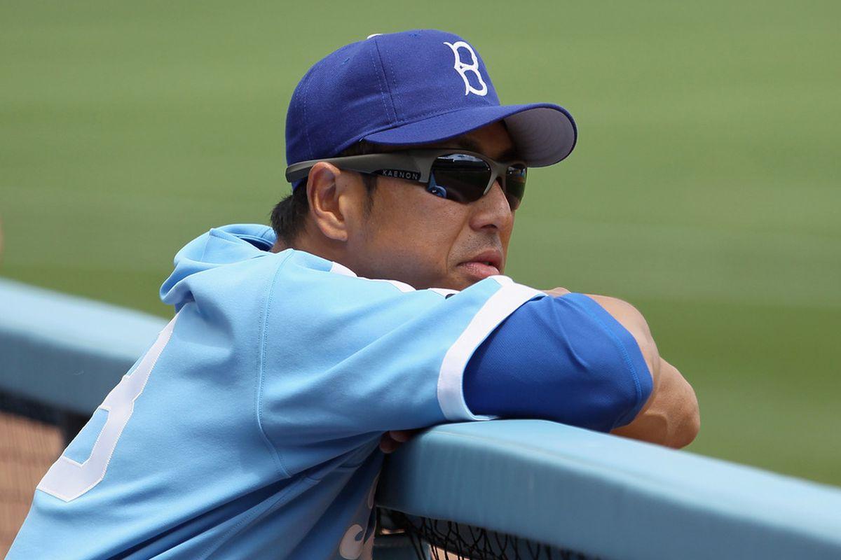 Hiroki Kuroda has allowed one earned run in 15 1/3 innings in his career against the Cubs.