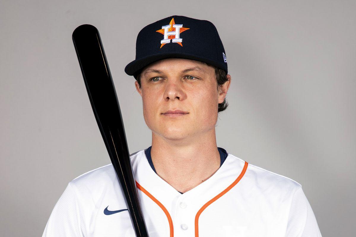 2021 Houston Astros Photo Day
