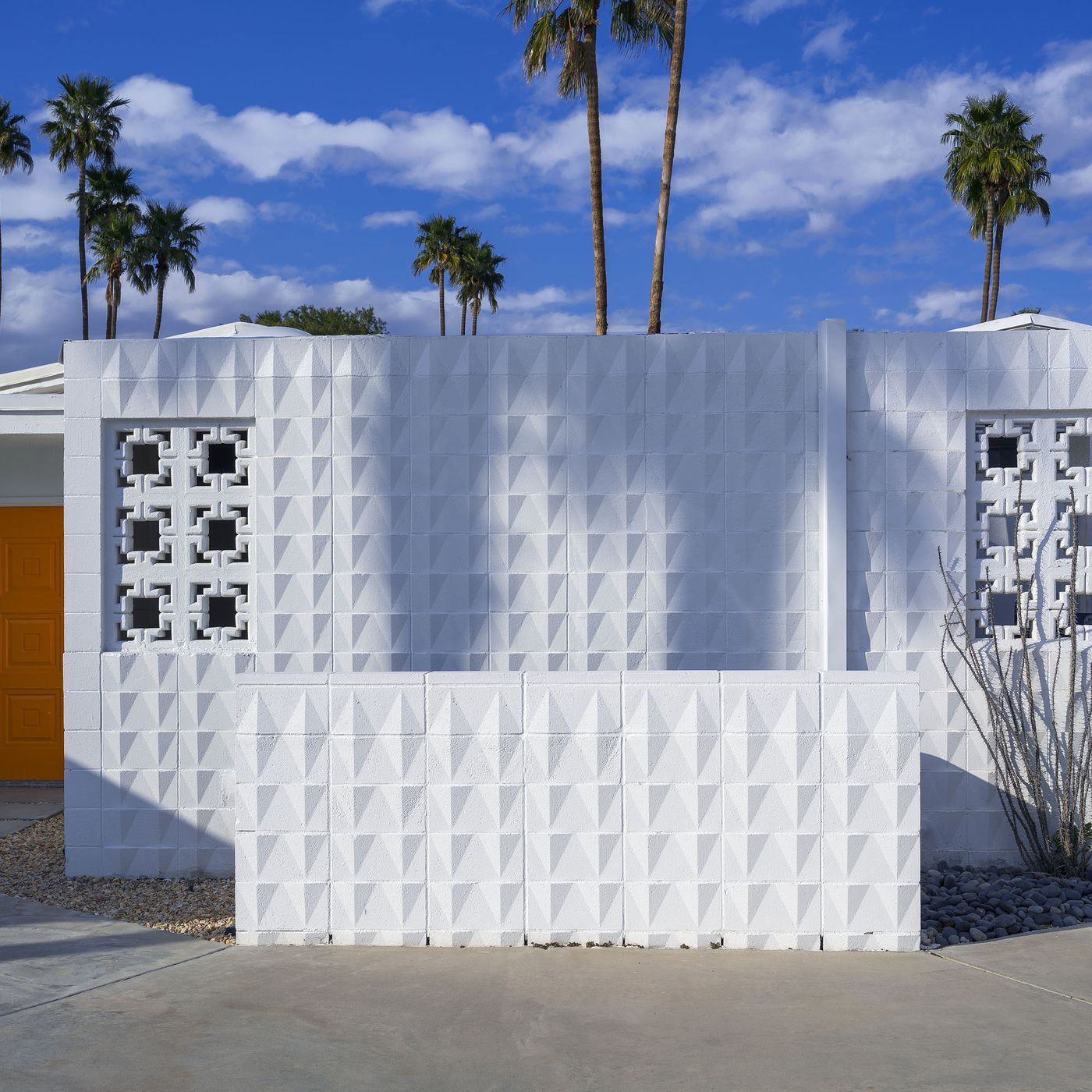 Architectural Screen Blocks | What To Know About Palm Spring S Midcentury Breeze Blocks