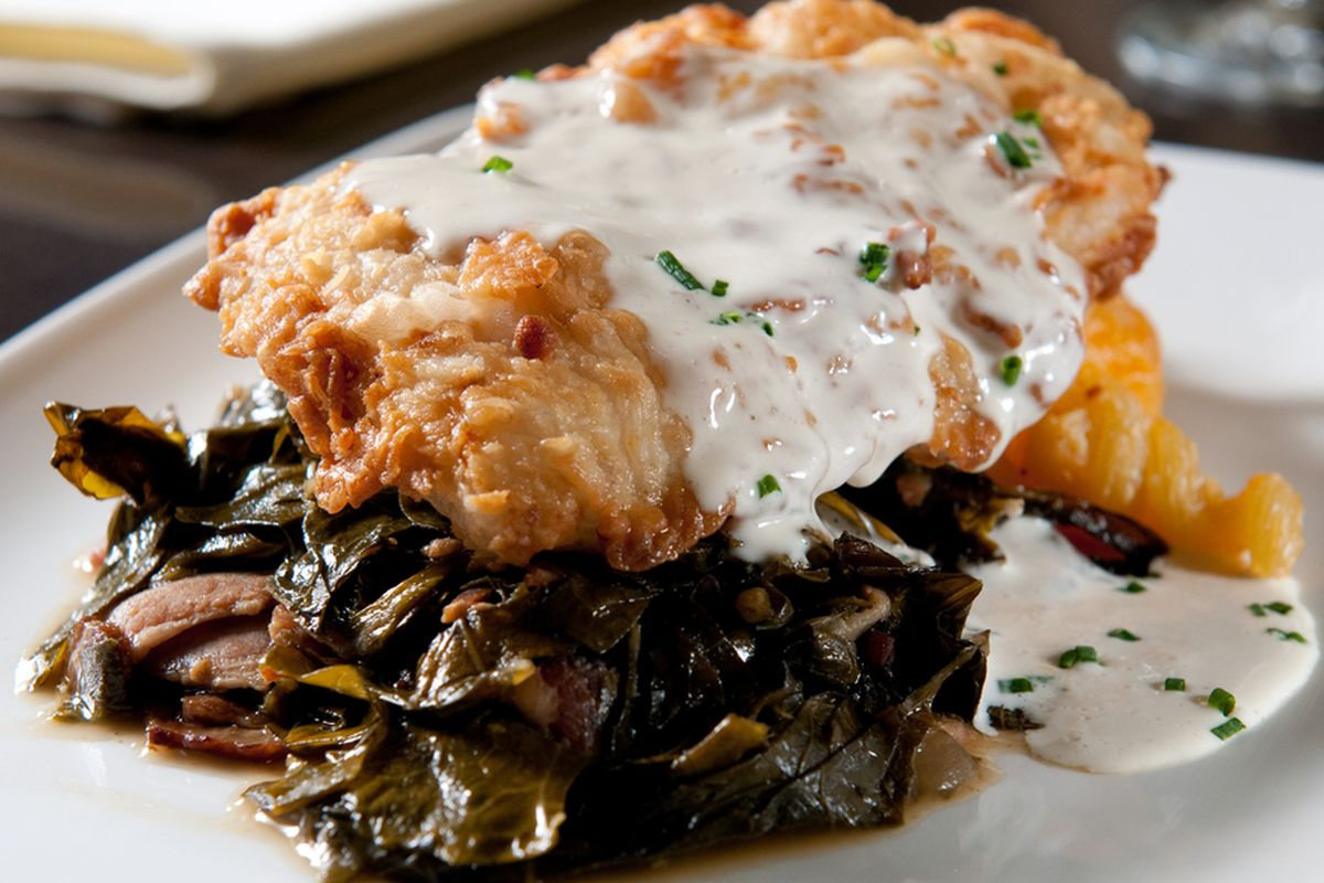 Tre wilcox will open julia pearl southern cuisine in plano for Amy ruth s home style southern cuisine