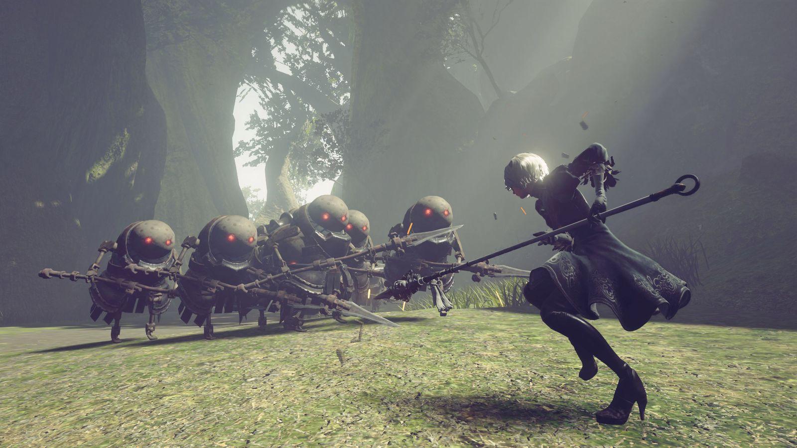 Square Enix, er, salutes DRM in Denuvo testimonial