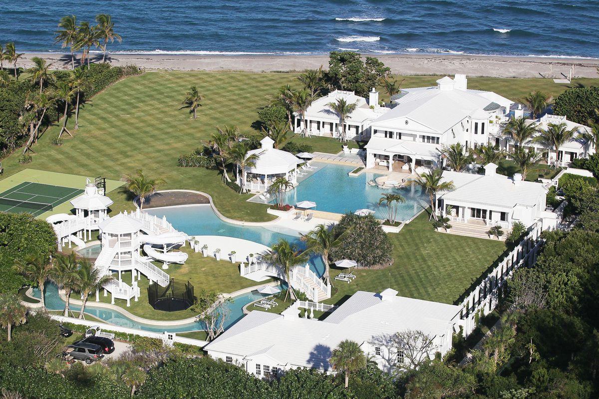 Celine Dion S Jupiter Island Home Via Cristina Condon