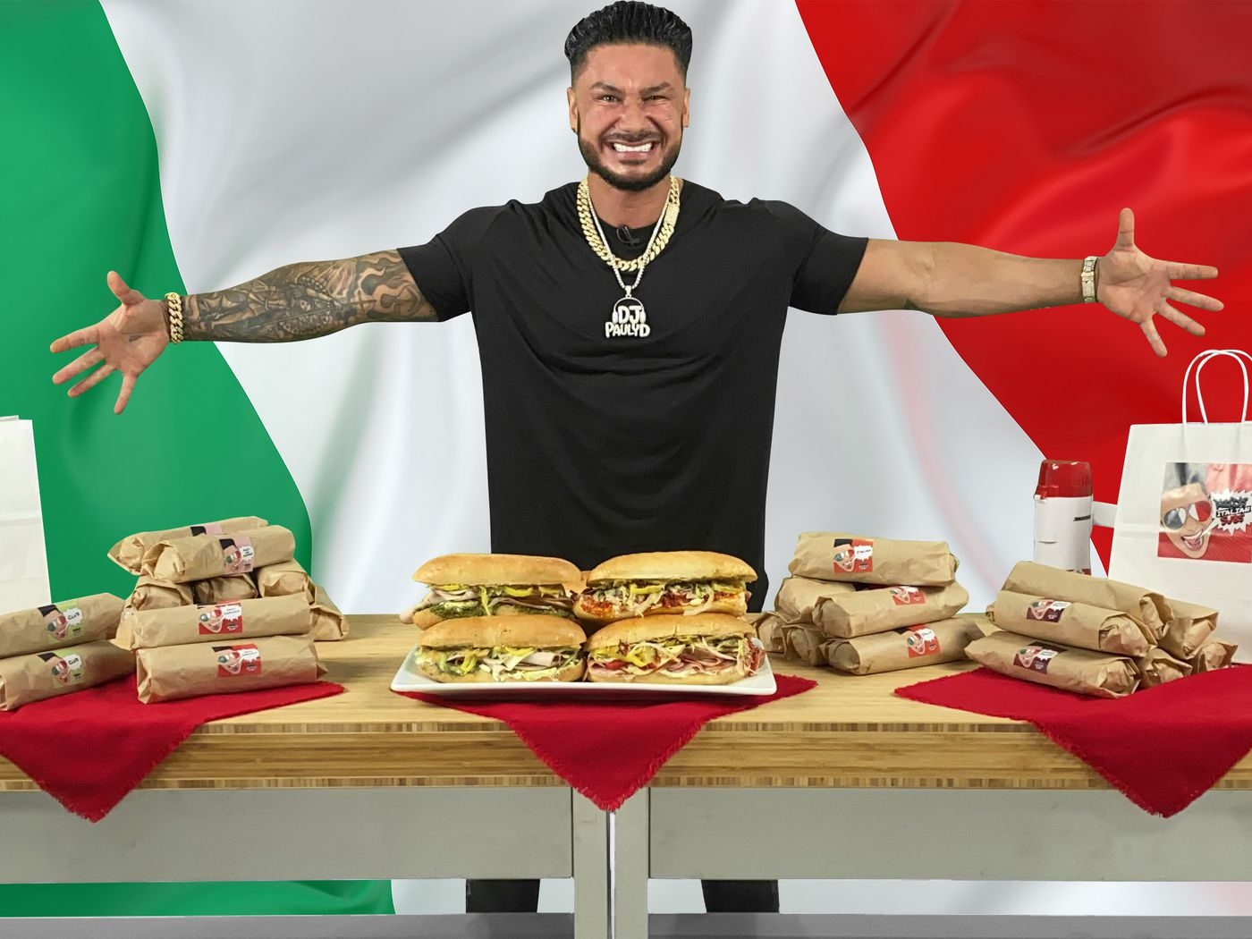 DJ Pauly D brings a taste of the Jersey Shore with his new virtual ...