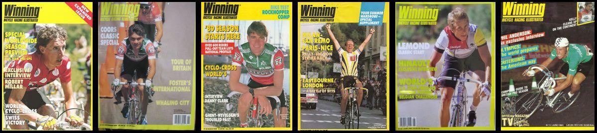 Winning magazine