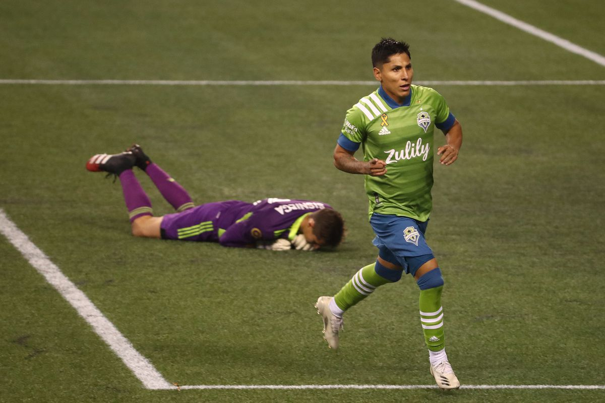 Los Angeles FC v Seattle Sounders