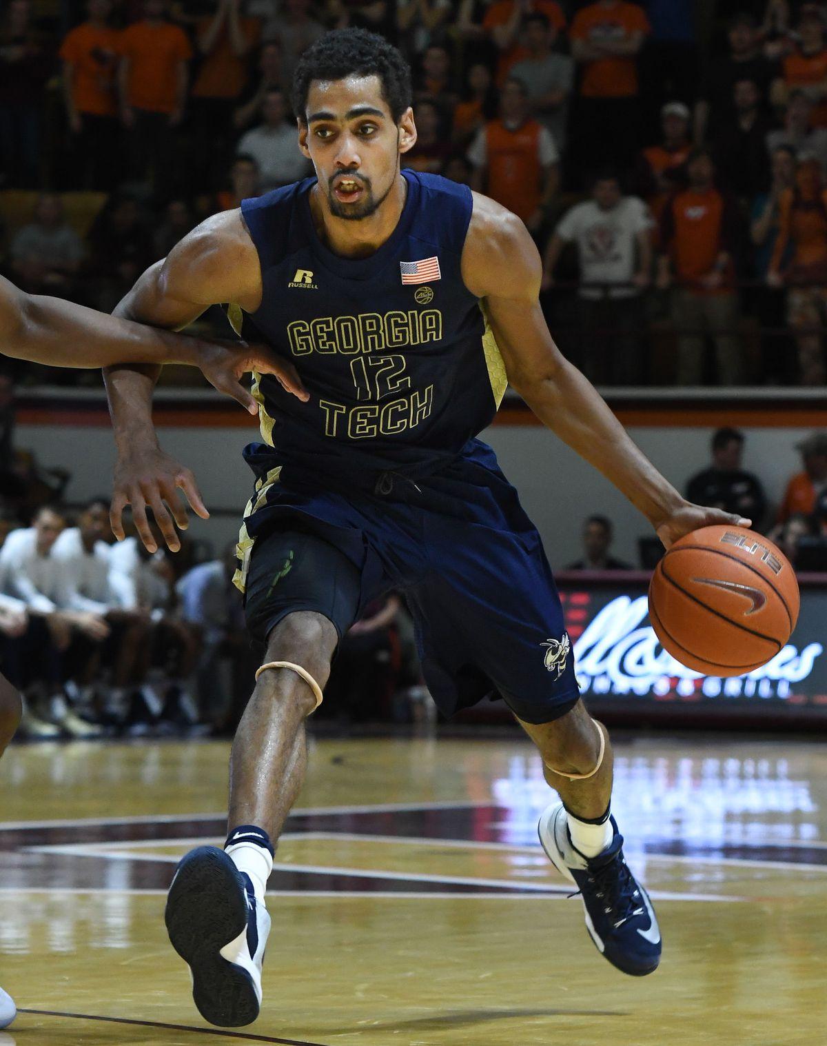 NCAA Basketball: Georgia Tech at Virginia Tech