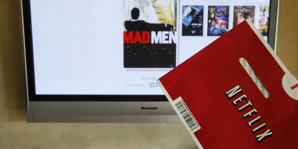 Netflix just hit 5 billion DVD shipments - Deseret News