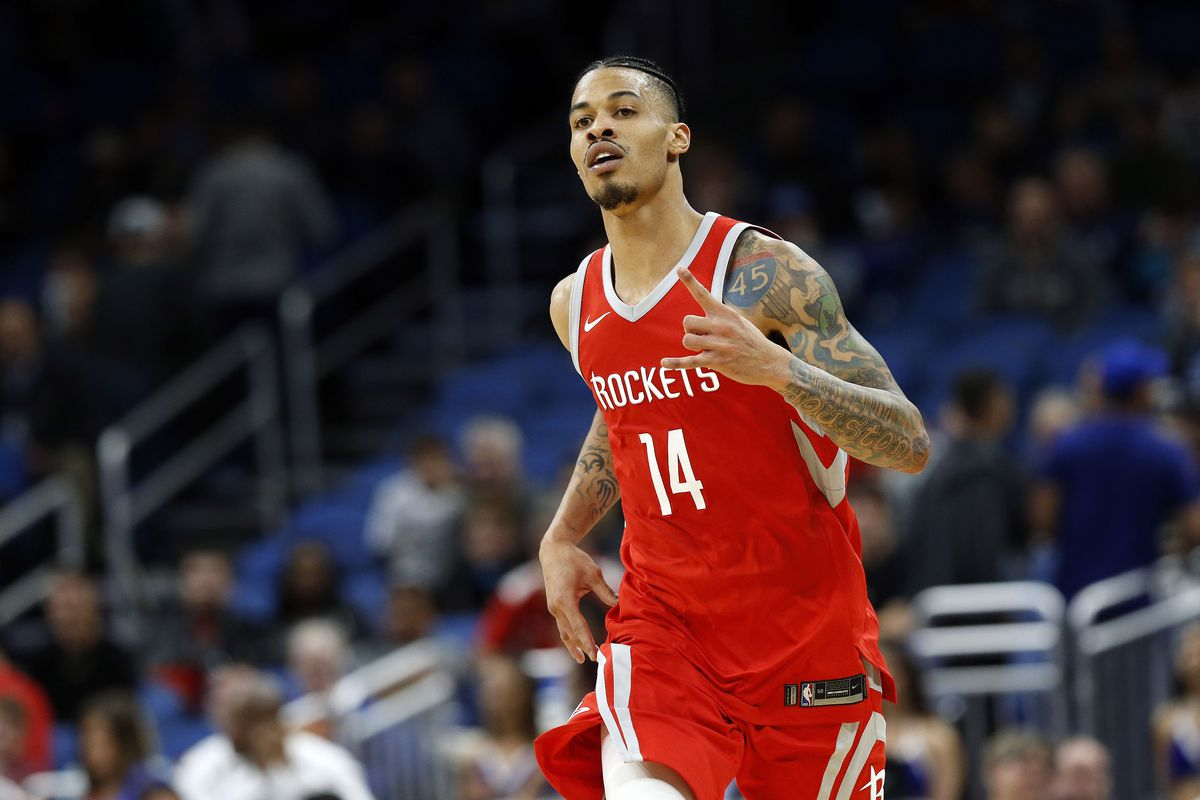 The Houston Native Won A Spot On The Rockets After Dropping More Than  Points In The Last Two Games Kim Klement Usa Today Sports