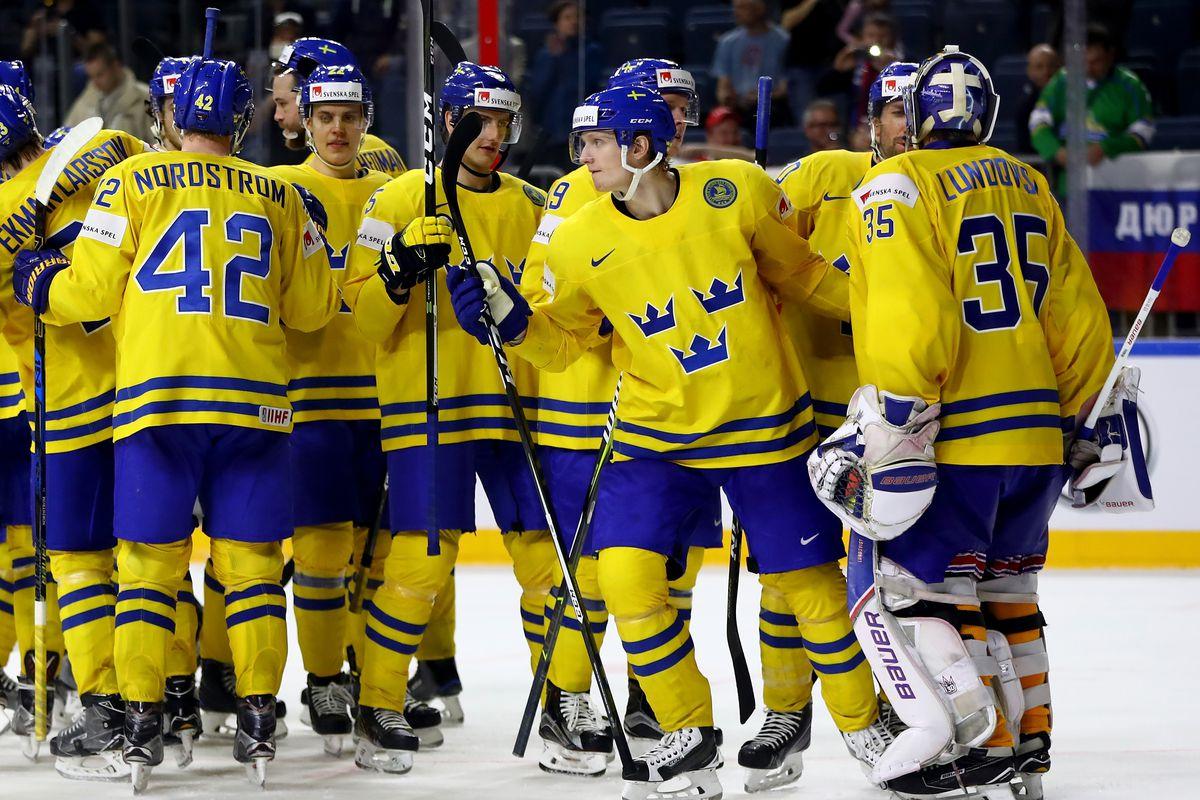 Sweden v Slovakia - 2017 IIHF Ice Hockey World Championship