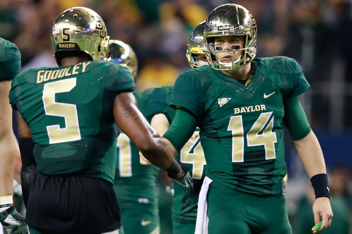 Baylor Releases Post Spring 2014 Depth Chart Our Daily Bears