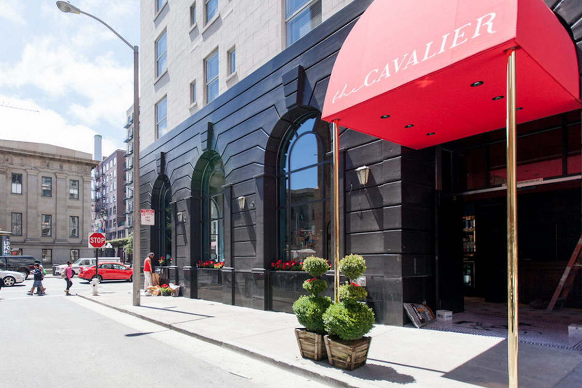 The Cavalier Has A Private Club For The Tech Elite Eater Sf