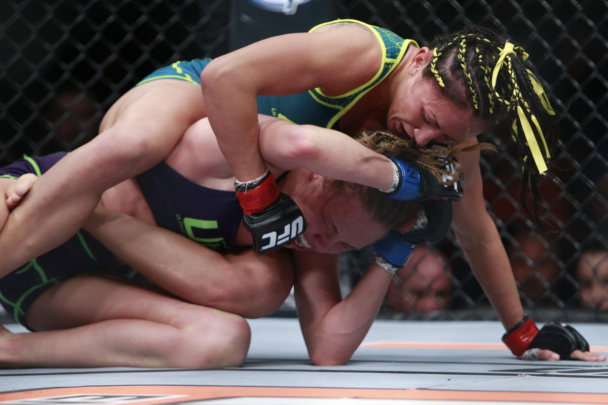 Carla Esparza believes '100 percent' that win at UFC Vegas 27 makes her No. 1 contender with Rose Namajunas once again champion - MMA Fighting