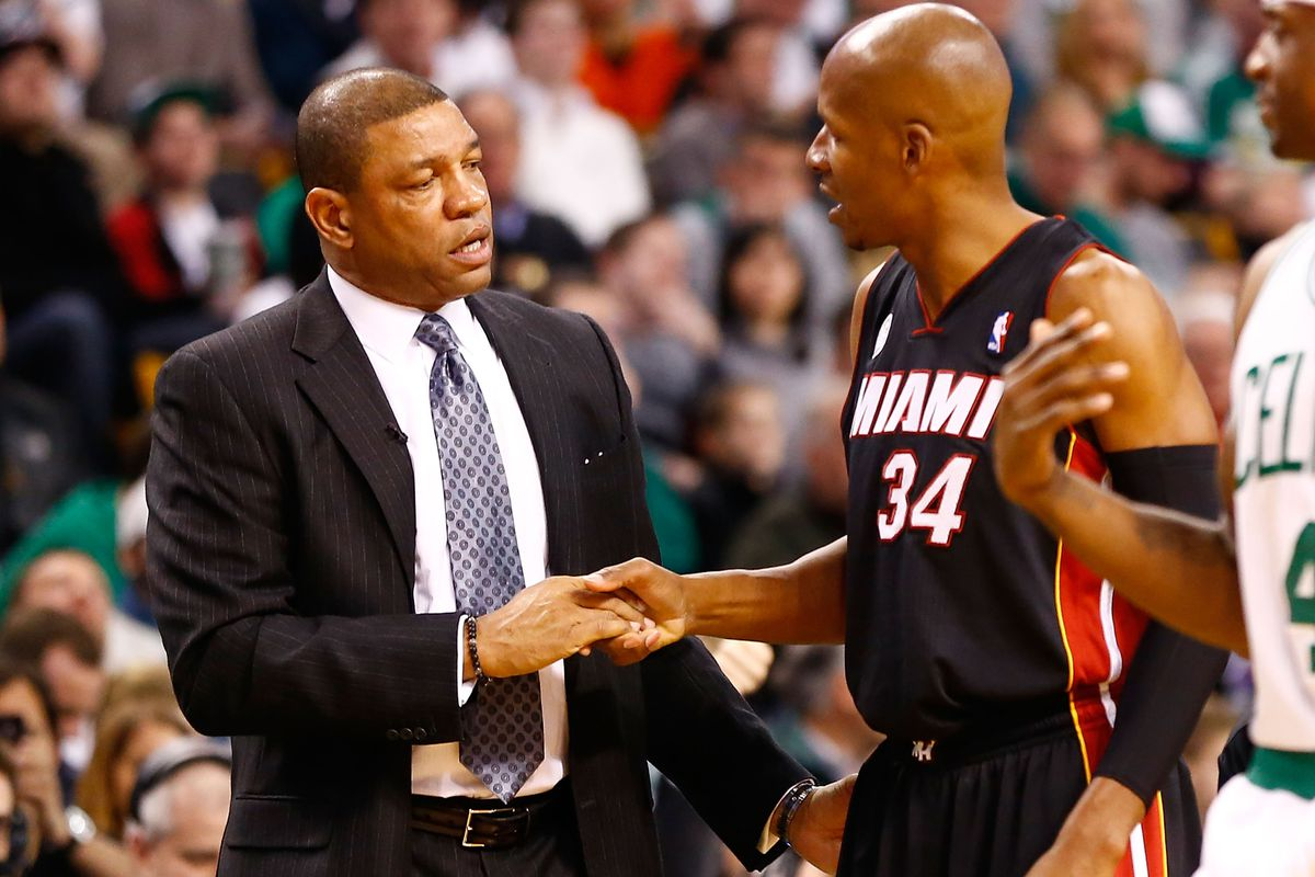 Doc Rivers knows about saying goodbye to a star player.