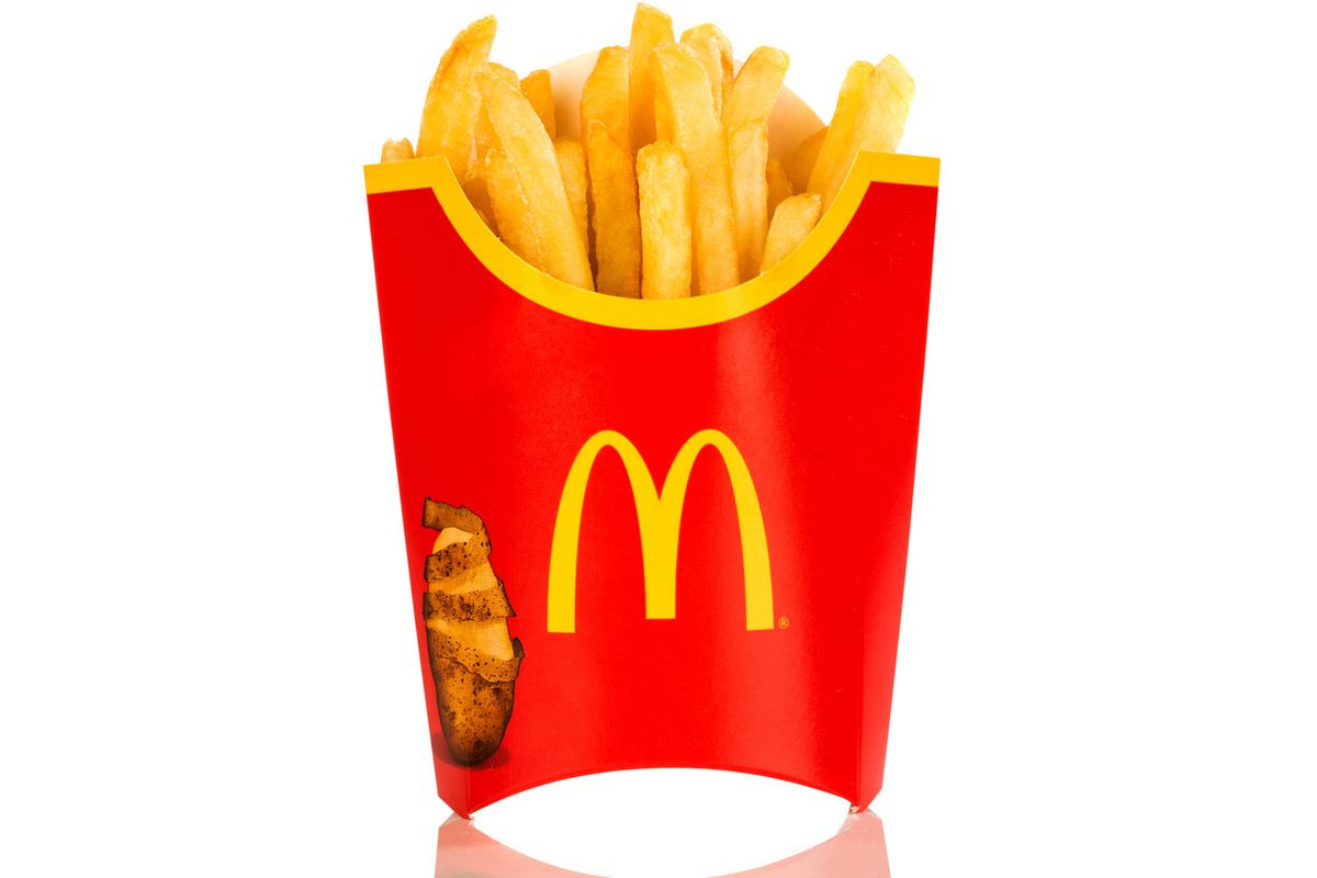 which fast food restaurant do you think has the best fries