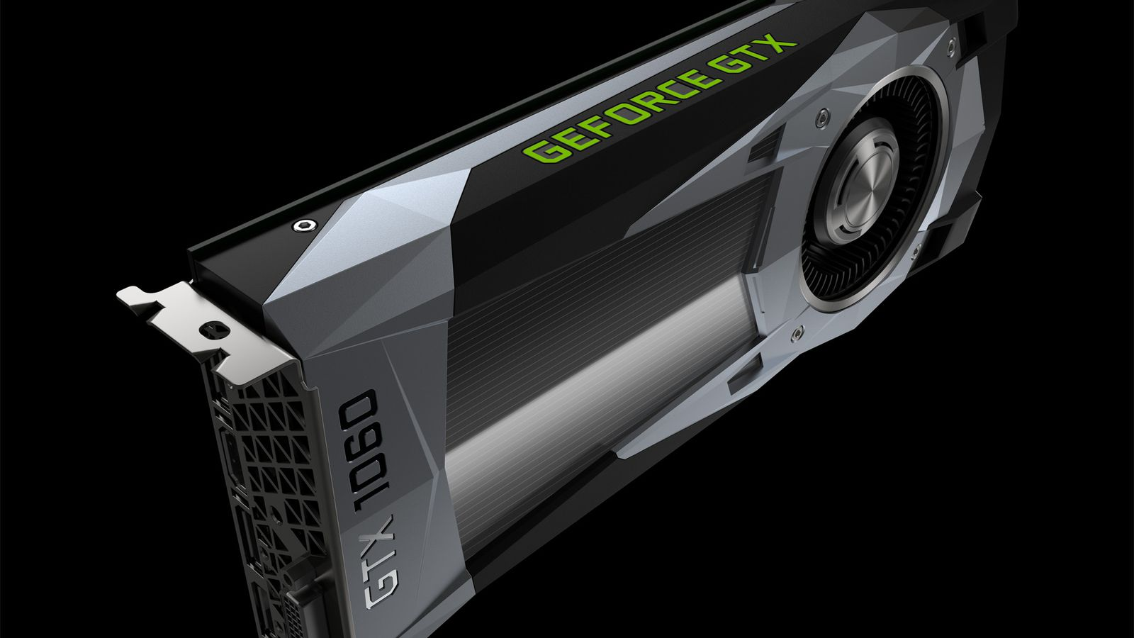 GeForce GTX 1060 Not Bad For A Low End Card