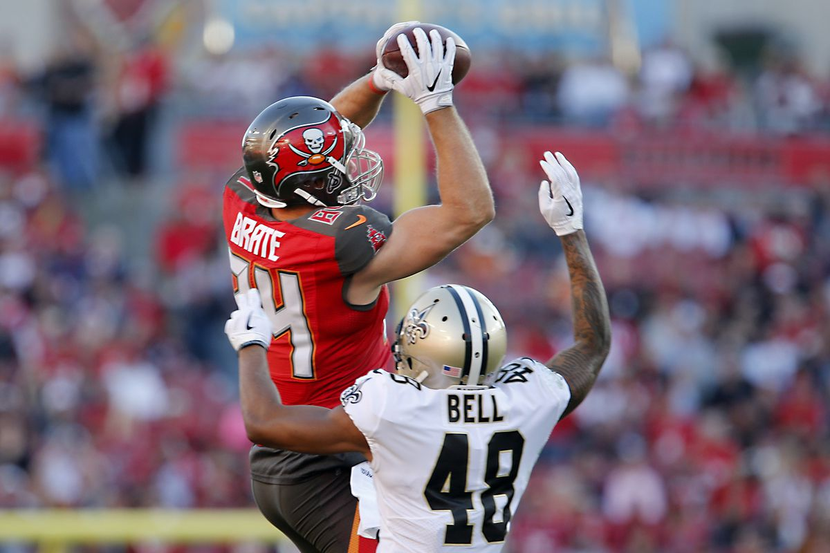0605fd102 2018 Fantasy Buccaneers: Cam Brate and O.J. Howard - Bucs Nation