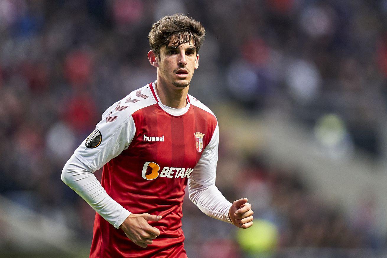 Trincao continues to shine for Braga