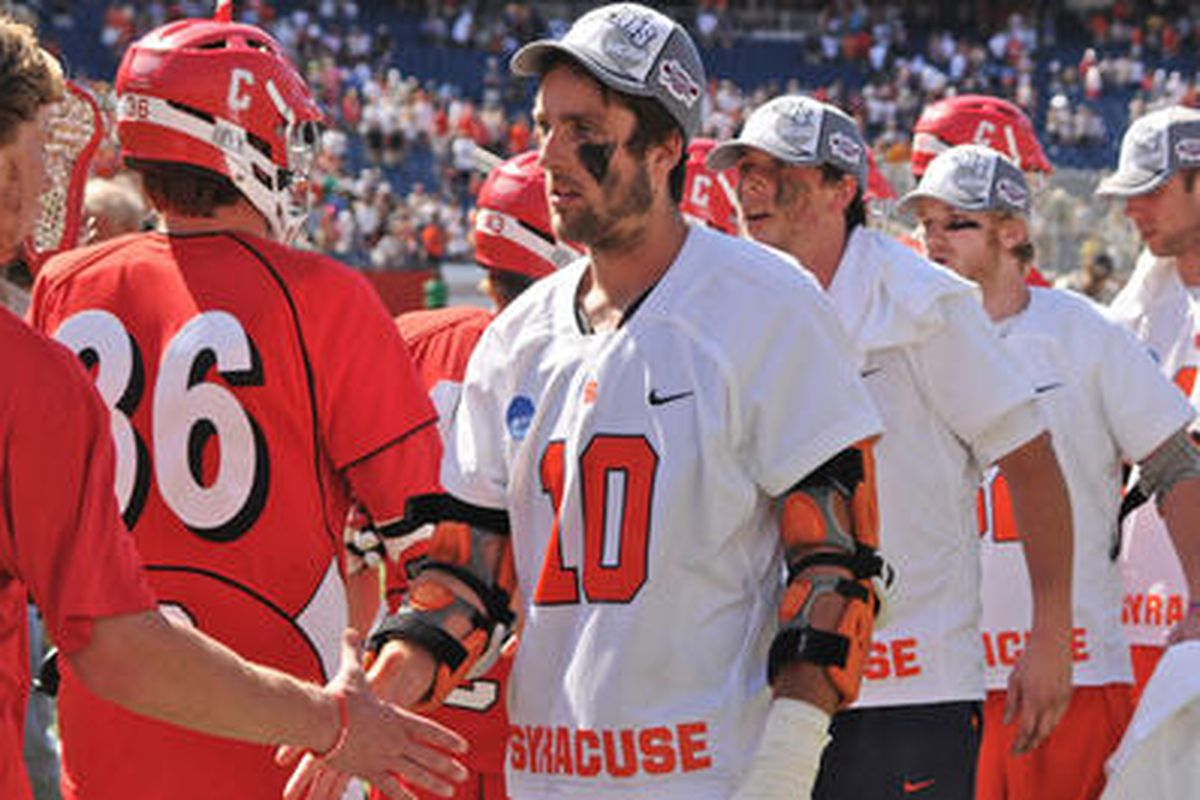 """Welcome back my friends to the show that never ends.  via <a href=""""http://www.playerpress.com/slides/445/picresized_1243698151_14709052540_Division_I_Mens_Lacrosse_Championship_Game_Cornell_v_Syracuse.jpg"""">www.playerpress.com</a>"""