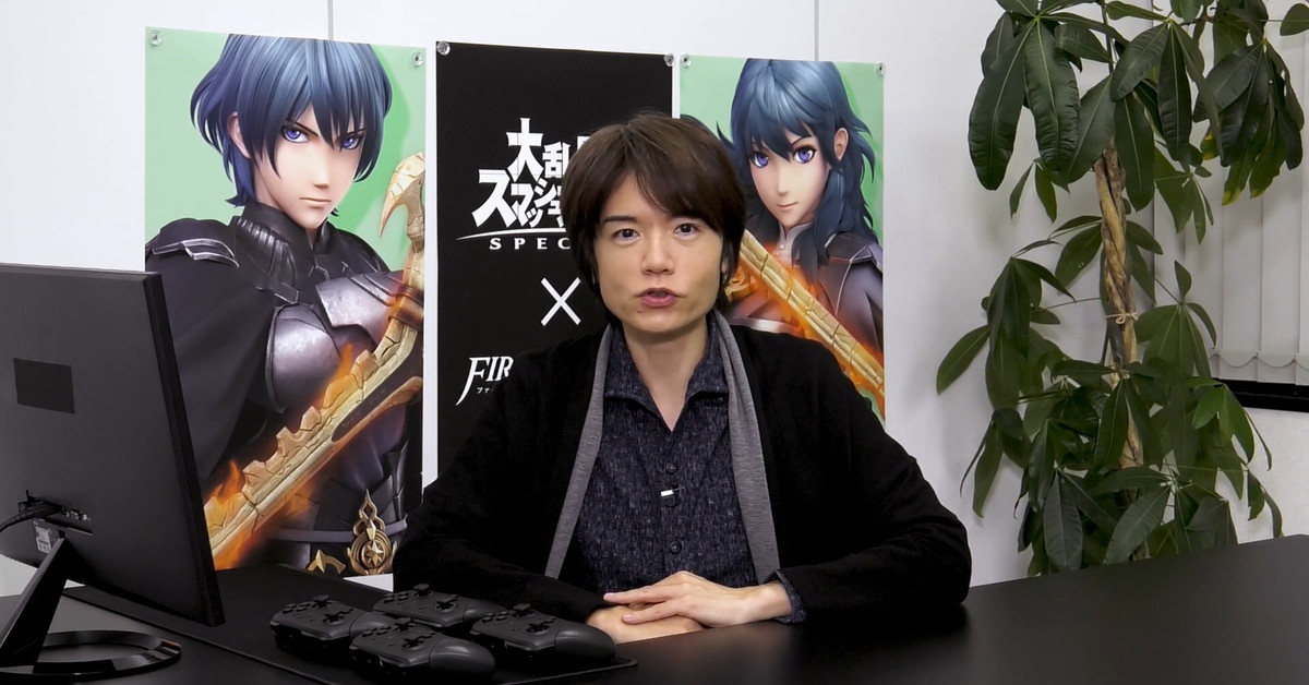 The best thing about the Smash reveal stream: Sakurai called Mother Brain 'Mom'