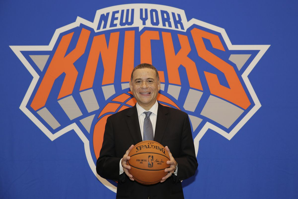 New York Knicks Introduce Scott Perry as General Manager