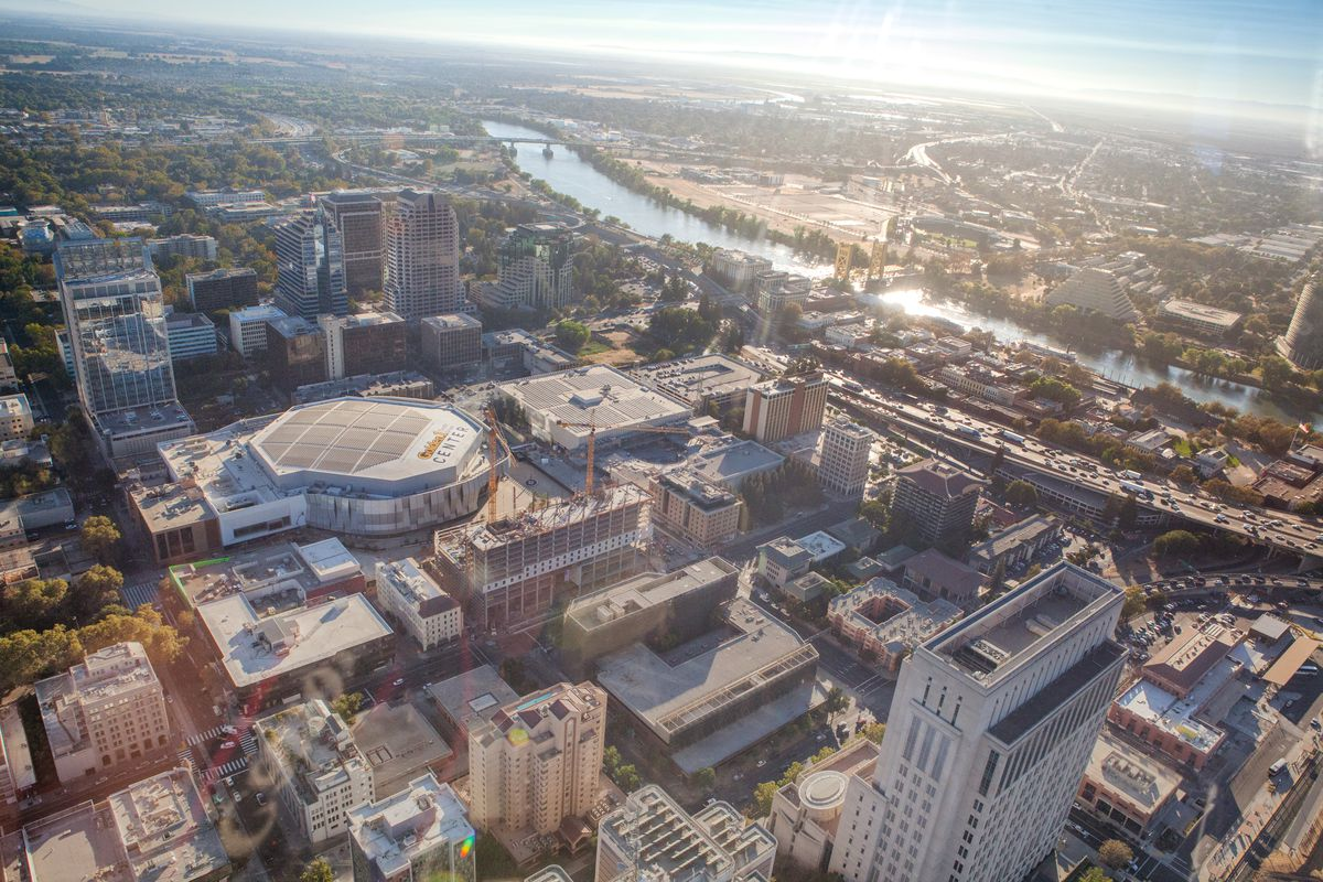 Sacramento Emerging From Bay Area S Shadow Becoming Booming Urban Alternative Curbed