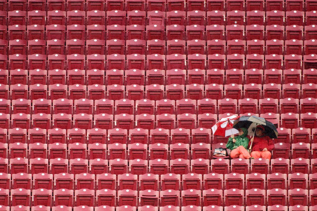 San Diego Padres v Cincinnati Reds