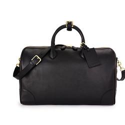 """Leather duffle, $438 (was $1,250) via <a href="""" http://www.ralphlauren.com/product/index.jsp?productId=32476226&parentPage=family"""">Ralph Lauren</a>"""