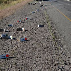 A 22-year-old woman was killed early Saturday, June 24, 2017, when the Ford F-150 she was driving rolled at 10900 South and Mountain View Corridor, South Jordan police said. Mikel Bristol Sorenson, of West Jordan, was ejected from the truck and pronounced dead at a local hospital.