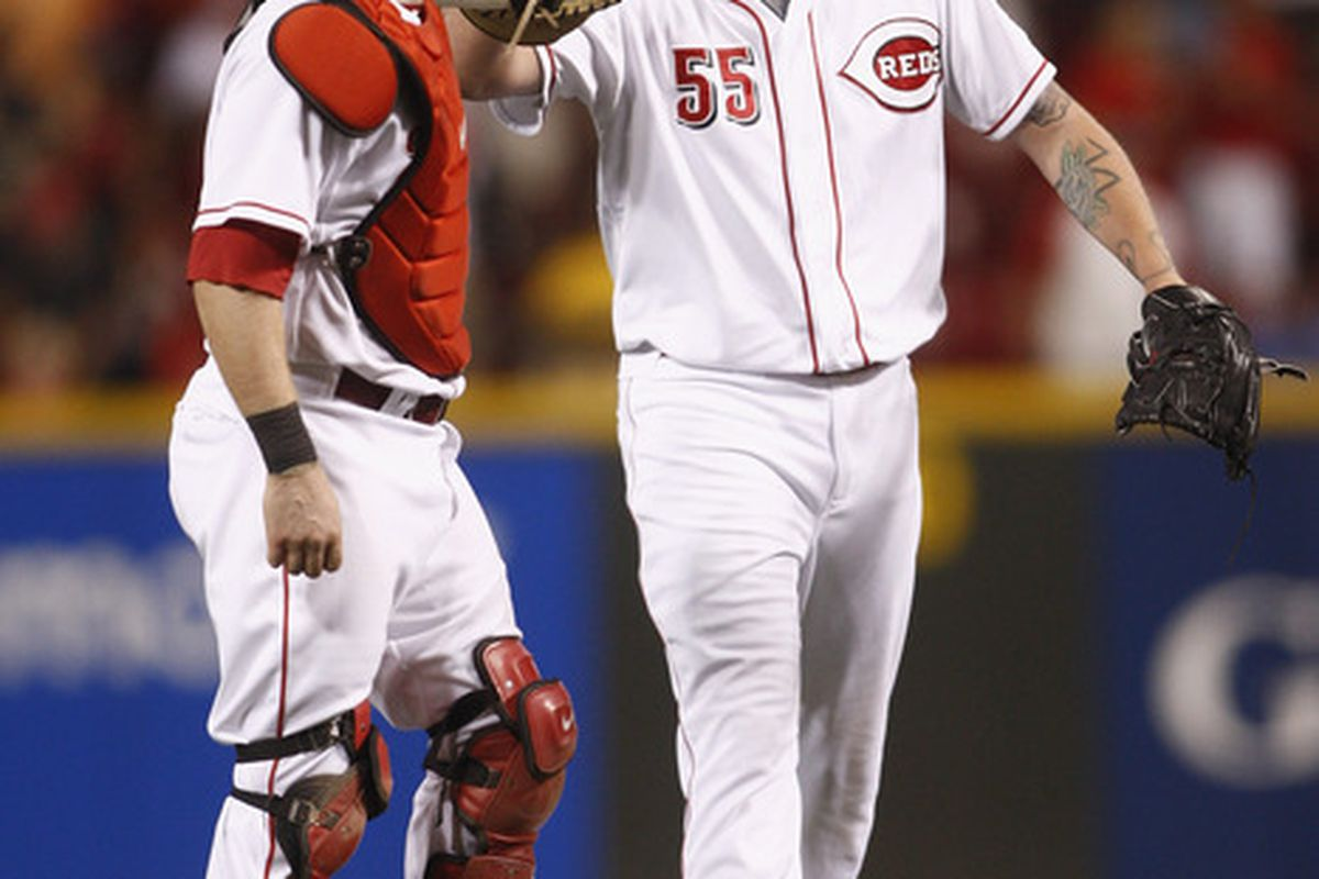 High fives so forceful you have to wear a catcher's mitt.